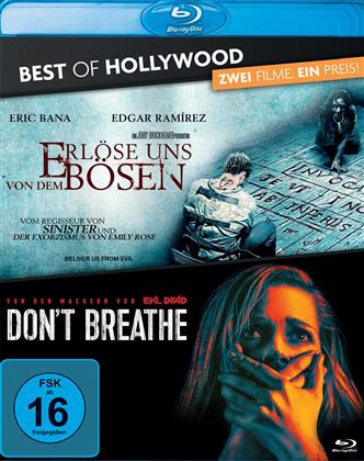 Erlöse uns von dem Bösen / Don't Breathe (Best of Hollywood, 2 Movie Collector's Pack)