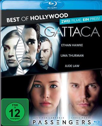Gattaca / Passengers (Best of Hollywood, 2 Blu-rays)