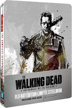 The Walking Dead - Saison 7 (Limited Edition, Steelbook, 6 Blu-rays)