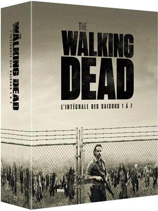 The Walking Dead - Saisons 1-7 (32 Blu-rays)