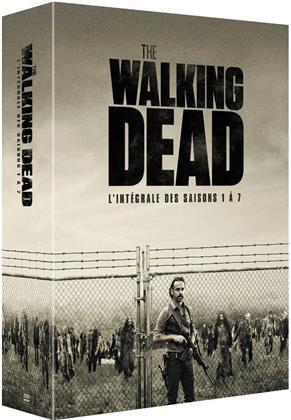 The Walking Dead - Saisons 1-7 (33 DVDs)