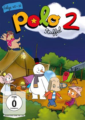 Polo - Staffel 2.4 - Folge 40-52