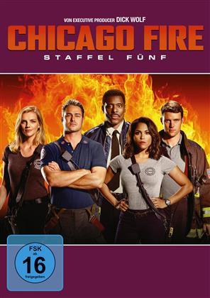 Chicago Fire - Staffel 5 (6 DVDs)
