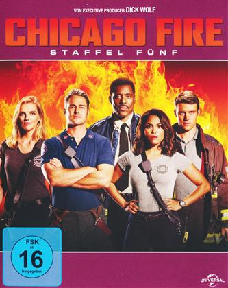 Chicago Fire - Staffel 5 (6 Blu-rays)