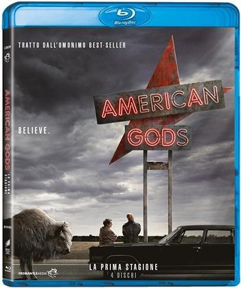 American Gods - Stagione 1 (4 Blu-ray)