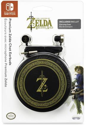 Nintendo Switch Premium Zelda Chat Earbuds [NSW]