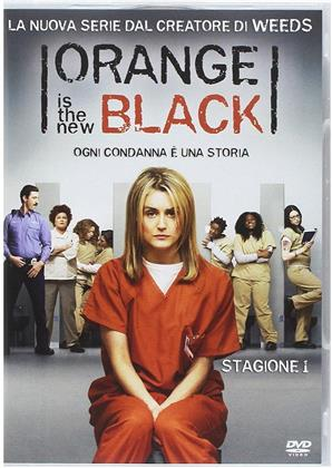 Orange is the new Black - Stagione 1 (5 DVD)