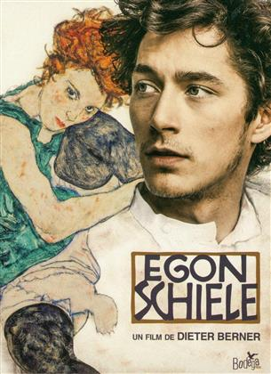 Egon Schiele (2016) (Digipack)