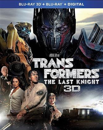 Transformers 5 - The Last Knight (2017) (Blu-ray 3D + Blu-ray)