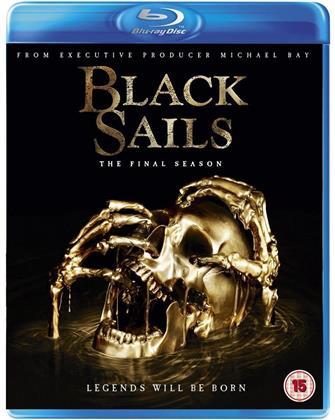 Black Sails - Season 4 - The Final Season (2 Blu-rays)