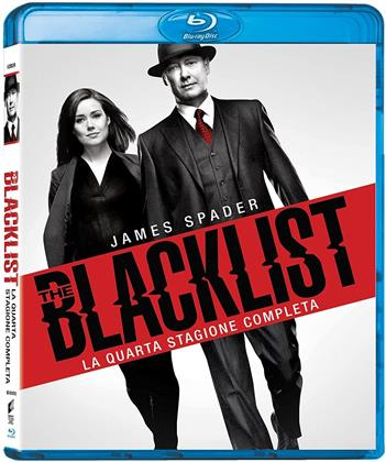 The Blacklist - Stagione 4 (6 Blu-rays)