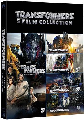 Transformers 1-5 (5 DVD)