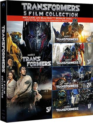 Transformers - 5 Film Collection (6 Blu-ray)