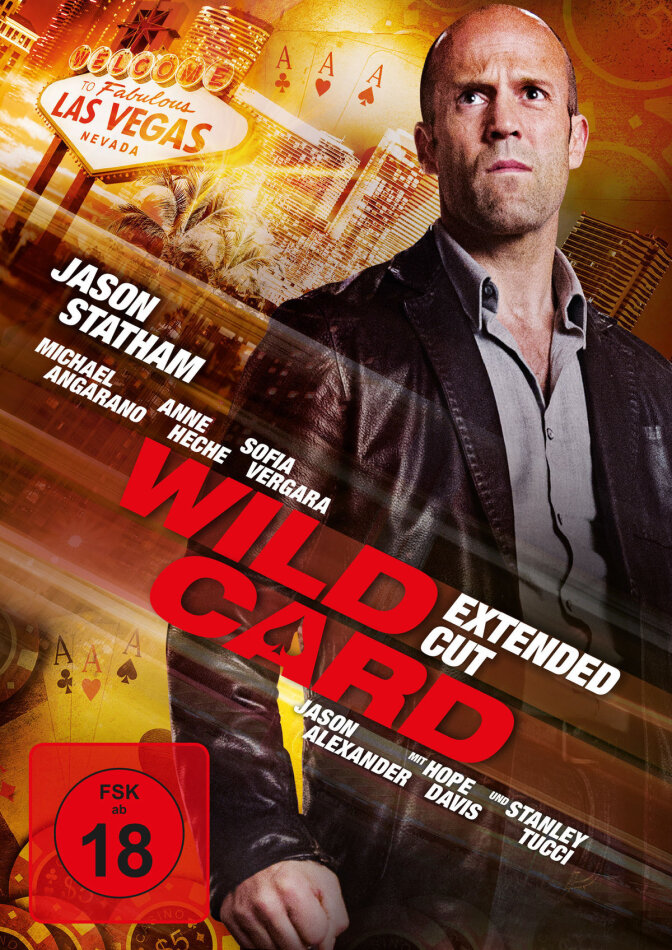 Wild Card (2015) (Extended Edition)