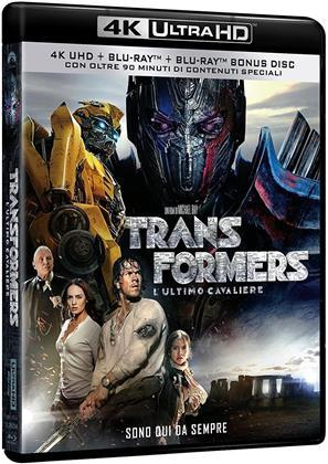 Transformers 5 - L'ultimo cavaliere (2017) (4K Ultra HD + 2 Blu-ray)
