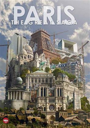 Paris - The Great Saga (2012) (2 DVDs)