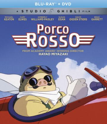 Porco Rosso (1992) (Blu-ray + DVD)