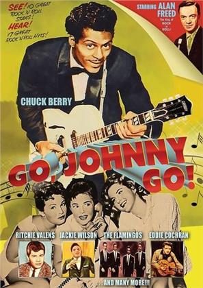 Go, Johnny, Go! (1959) (s/w)