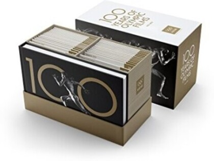 100 Years Of Olympic Films (Criterion Collection, 43 DVD)
