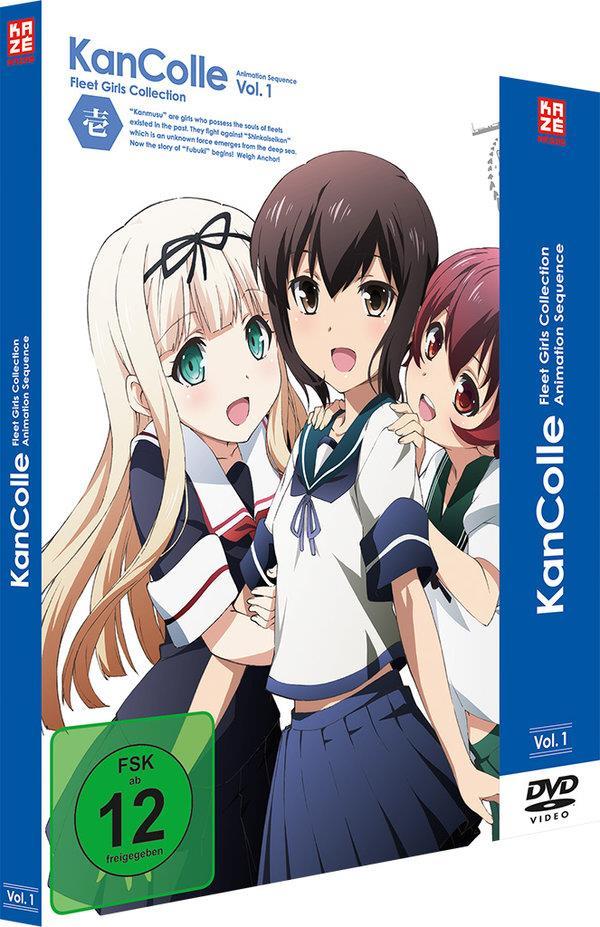 KanColle – Fleet Girls Collection - Staffel 1 - Vol. 1