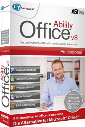 Ability Office 8 Professional