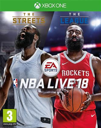NBA Live 18 (The One Edition)
