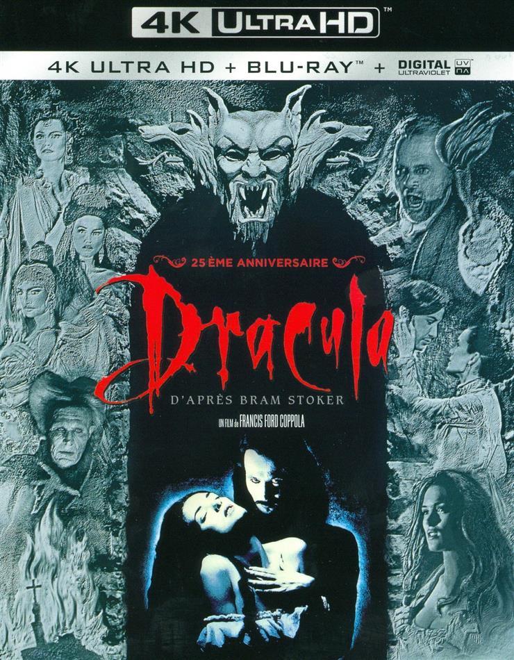 Dracula - D'après Bram Stoker (1992) (25th Anniversary Edition, 4K Ultra HD + Blu-ray)