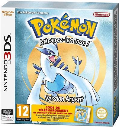 Pokémon Argent [Code de Téléchargement]