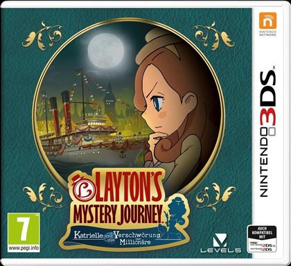 Layton's Mystery Journey - Katrielle & die Verschwörung der Millionäre