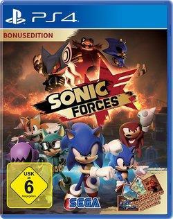 Sonic Forces (German Bonus Edition)
