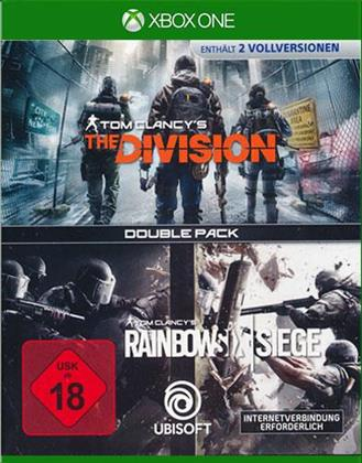 Double Pack: Rainbow Six Siege + The Division (German Edition)