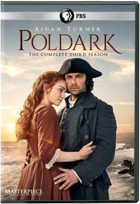 Poldark - Season 3 (3 DVDs)