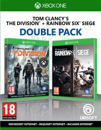 Double Pack: Rainbow Six Siege + The Division
