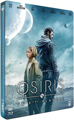 Osiris - La 9ème planète (2016) (Limited Edition, Steelbook, Blu-ray + DVD)