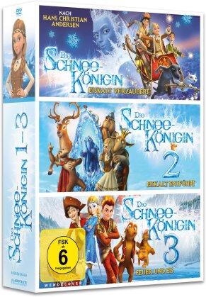 Die Schneekönigin 1-3 (3 DVDs)
