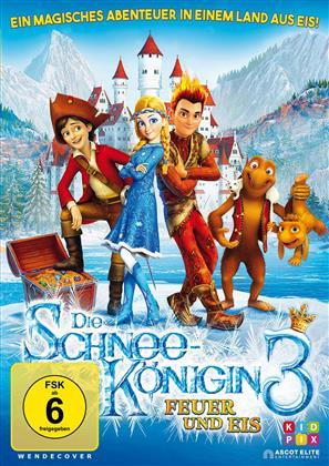 Die Schneekönigin 3 - Feuer und Eis (2016)