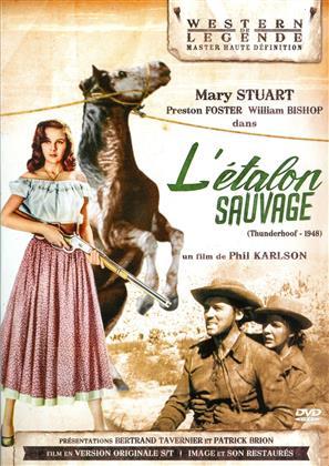 L'étalon sauvage (1948) (Western de Légende, s/w, Special Edition)