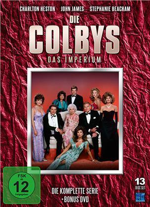 Die Colbys - Das Imperium - Die komplette Serie (Neuauflage, 13 DVDs)