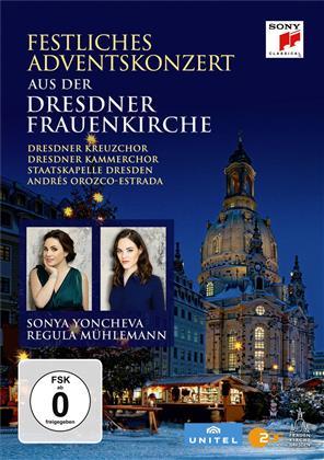 Sächsische Staatskapelle Dresden - Festliches Adventskonzert 2016 Dresdner Frauenkirche