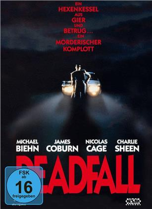 Deadfall (1993) (Cover B, Collector's Edition, Limited Edition, Mediabook, Uncut, Blu-ray + DVD)