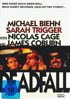 Deadfall (1993) (Cover C, Collector's Edition, Limited Edition, Mediabook, Uncut, Blu-ray + DVD)