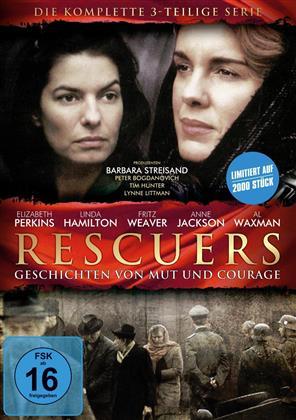Rescuers - Geschichten von Mut und Courage - Die komplette Serie (Limitiert, 2 DVDs)