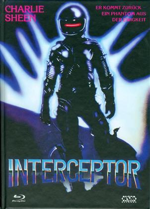 Interceptor (1986) (Cover A, Collector's Edition, Edizione Limitata, Mediabook, Uncut, Blu-ray + DVD)