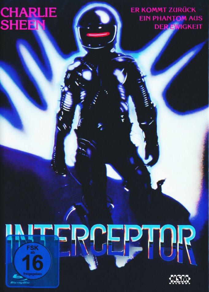 Interceptor (1986) (Cover A, Collector's Edition, Edizione Limitata, Mediabook, Uncut, Blu-ray + DVD)