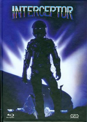 Interceptor (1986) (Cover C, Collector's Edition, Edizione Limitata, Mediabook, Uncut, Blu-ray + DVD)