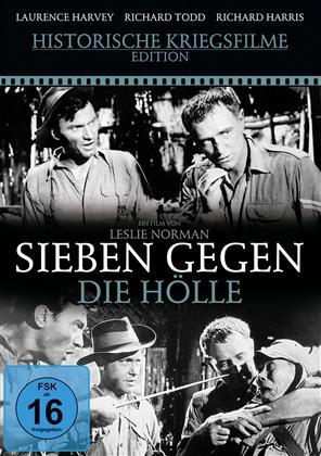 Sieben gegen die Hölle (1961) (Historische Kriegsfilme Edition)