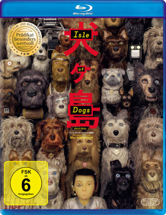 Isle of Dogs - Ataris Reise (2018)