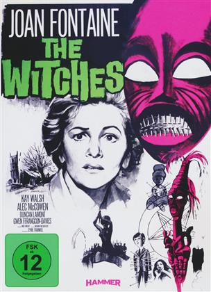 The Witches (1966) (Cover A, Hammer Edition, Limited Edition, Mediabook, Uncut)