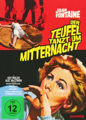 Der Teufel tanzt um Mitternacht (1966) (Cover B, Hammer Edition, Limited Edition, Mediabook, Uncut)