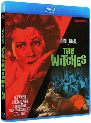 The Witches (1966) (Hammer Edition, Limited Edition, Uncut)